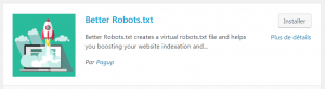 More than 95% of WordPress sites are blocked! And you too…, Better Robots.txt