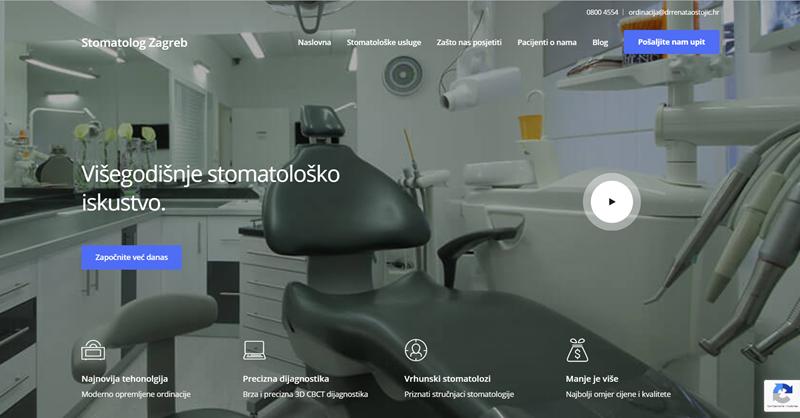 stomatolog zagreb