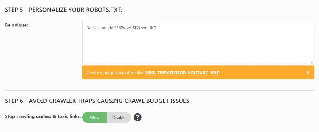 Better Robots.txt, Better Robots.txt